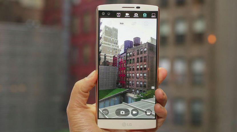 [APK] Descarga e instala la cámara del nuevo LG V10 sin necesidad de ROOT