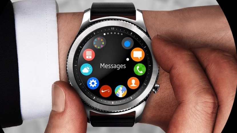 Samsung revela el nuevo Gear S3 con GPS y LTE