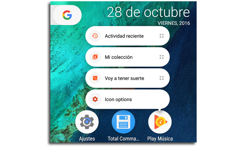 play store my apps shortcut