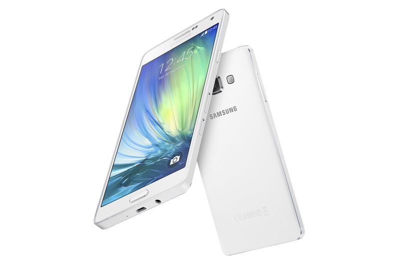 Galaxy A7 oficial