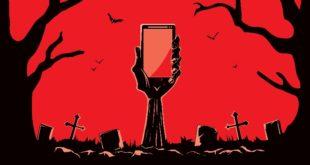 smartphone-halloween