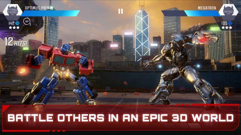 Nuevo juego de Transformers para la primavera de 2017