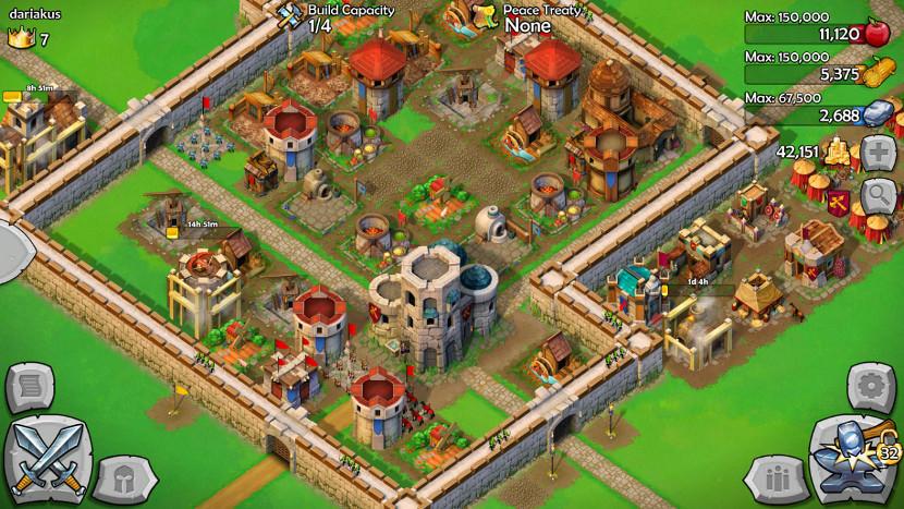 Age of Empires: Castle Sieges sale en marzo para Android