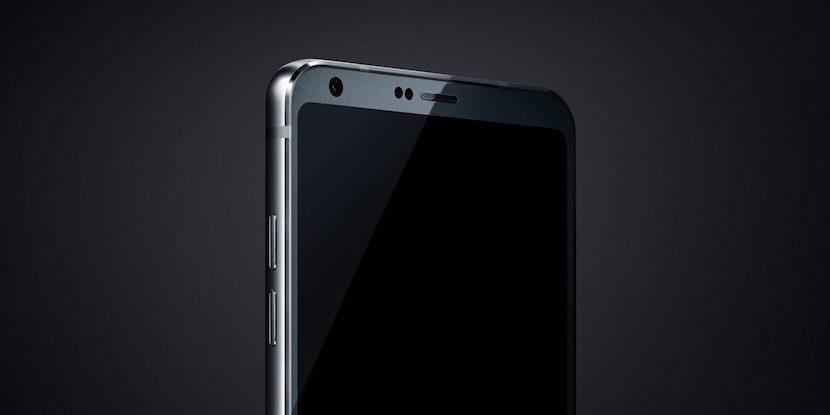 Esta podría ser la primera imagen oficial del LG G6
