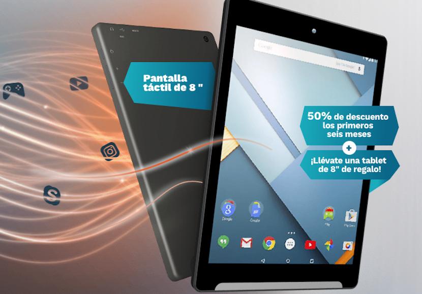"""La OCU te regala una tablet Android de 8"""""""