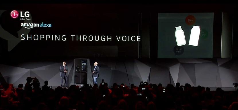 LG Alexa