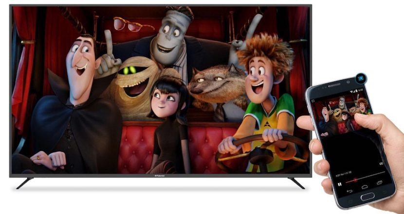 Polaroid lanza nuevos televisores 4K con Chromecast integrado
