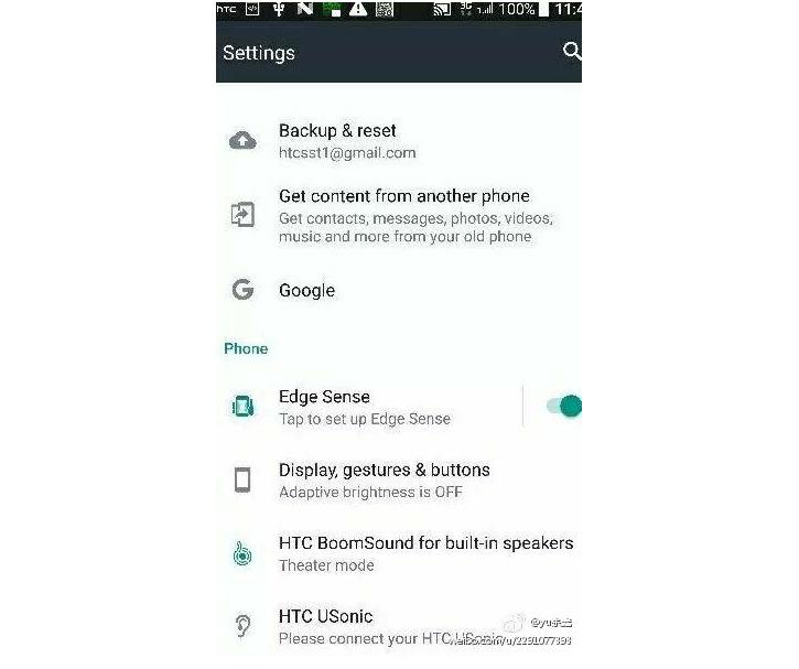HTC podría estar preparando un nuevo terminal estilo Edge. ¡¡HTC Edge!!