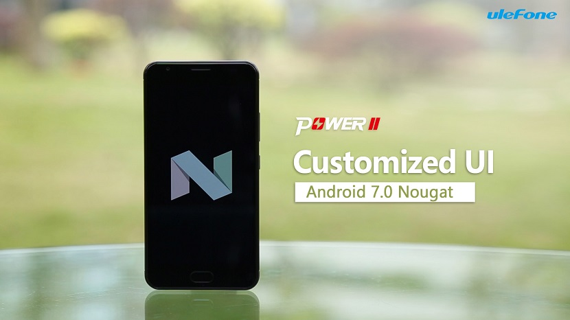 Ulefone Power 2 Android 7.0 N