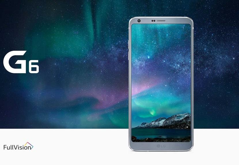 LG G6 con Full Vision
