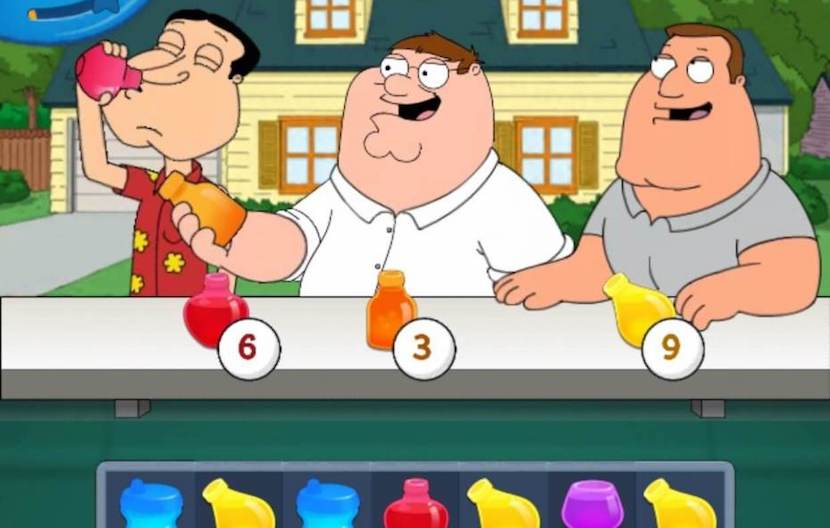 Ya disponible el nuevo juego de Padre de Familia para Android